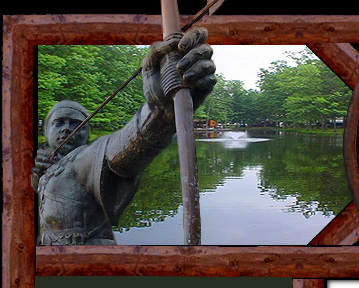 Shelbyville Cabin Rentals Campground RV Park Robin Hood Woods